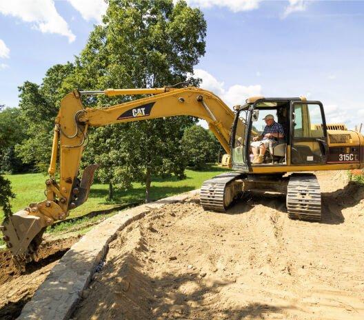 Excavating- Westport, CT