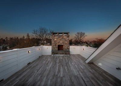 Bradley Roof Deck