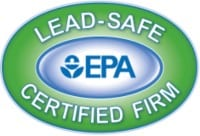 "Bear Paw is certified ""lead-safe"""