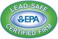 """Bear Paw is certified """"lead-safe"""""""