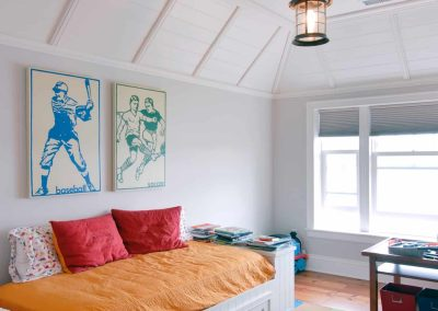 Edgewater Hillside Bedroom