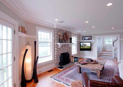 Edgewater Hillside Living Room