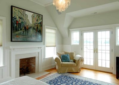 Edgewater Hillside Master Bedroom