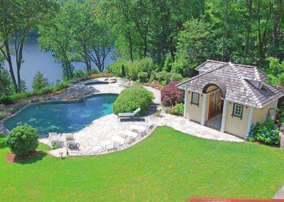 Edgewater Pool House